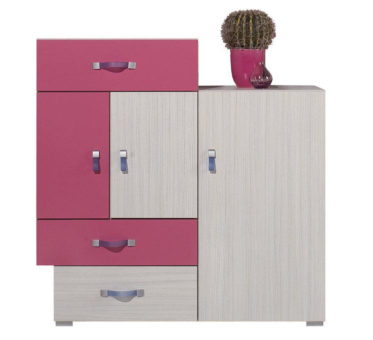 komino c kinderzimmer2 farben bett kleiderschrank. Black Bedroom Furniture Sets. Home Design Ideas